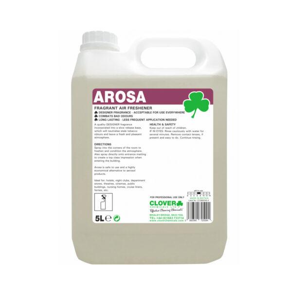 Clover Arosa Air Freshener 5L from Mojjo