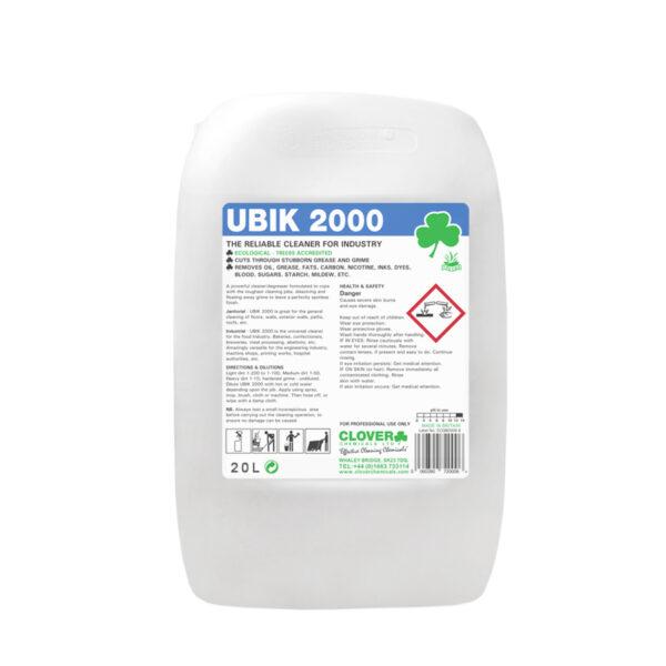 Clover UBIK 2000 Universal Cleaner 20L from Mojjo
