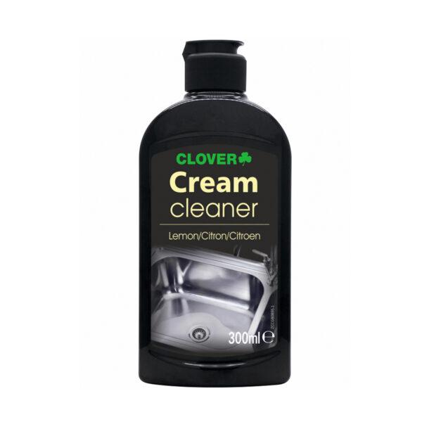Clover Cream Cleaner Lemon Fragrance 300ml from Mojjo