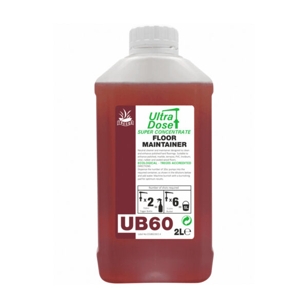 Clover UB60 Concentrated Floor Maintainer from Mojjo