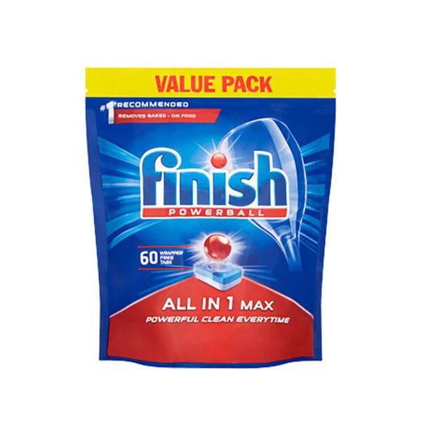Finish Powerball Dishwash Tablets from Mojjo