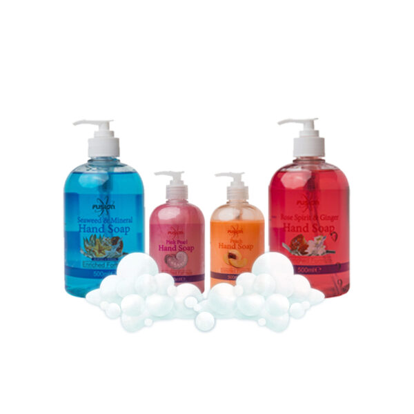 Fusion Hand Soaps